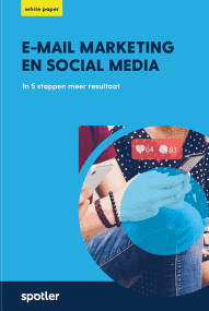 Spotler E-mail Marketing en Social Media